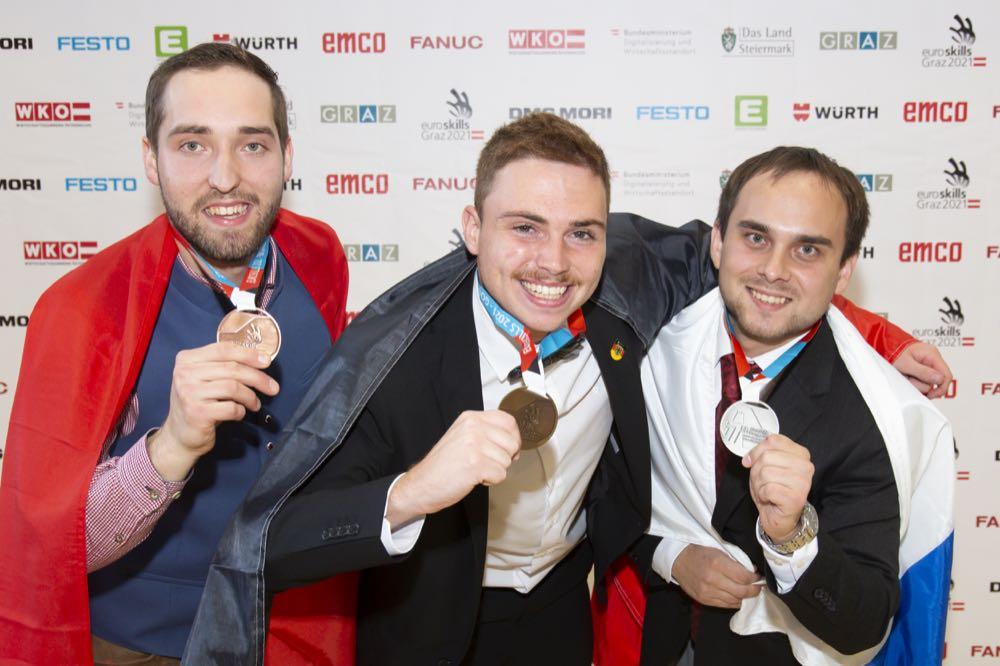 Europameister Yannic Schlachter: Mit der nötigen Coolness zum Sieg