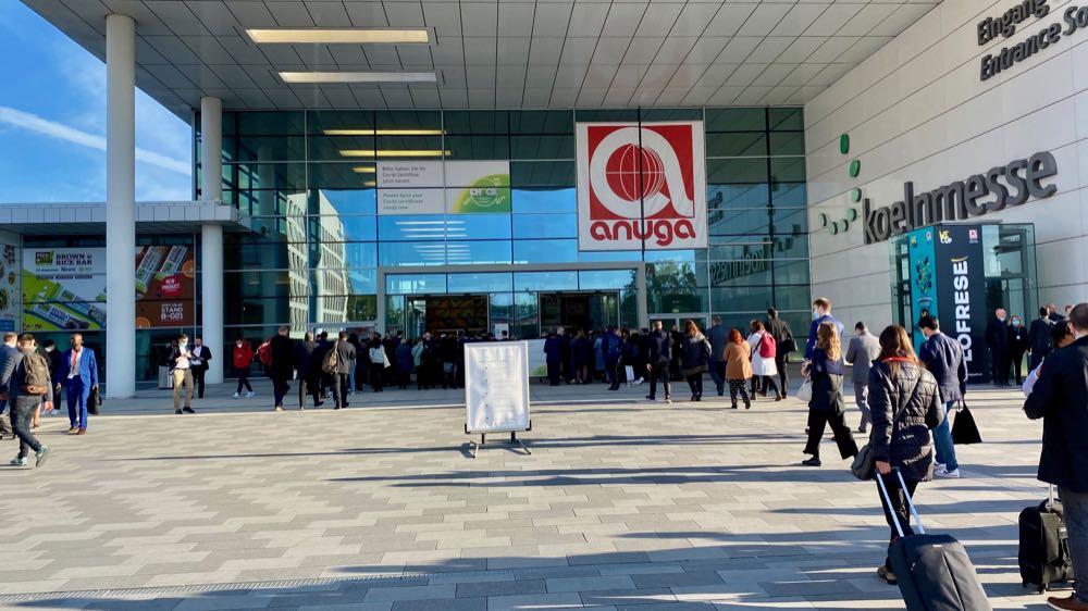 Anuga 2021: Koelnmesse zieht positives Fazit