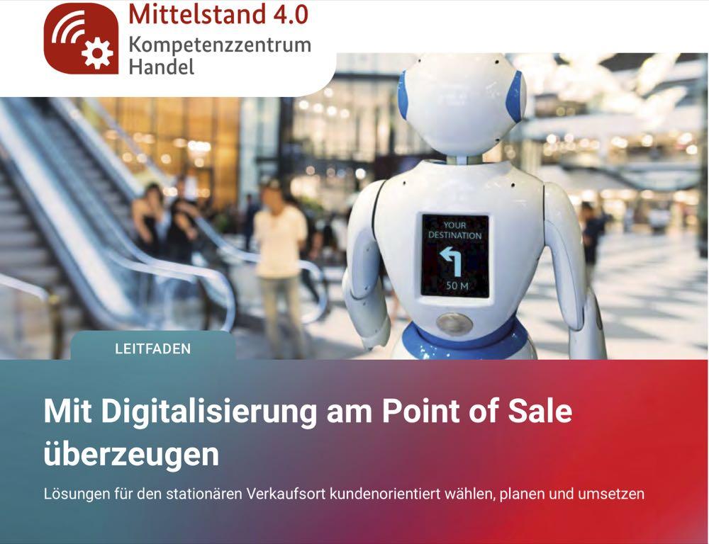Leitfaden hilft Händlern bei der Digitalisierung