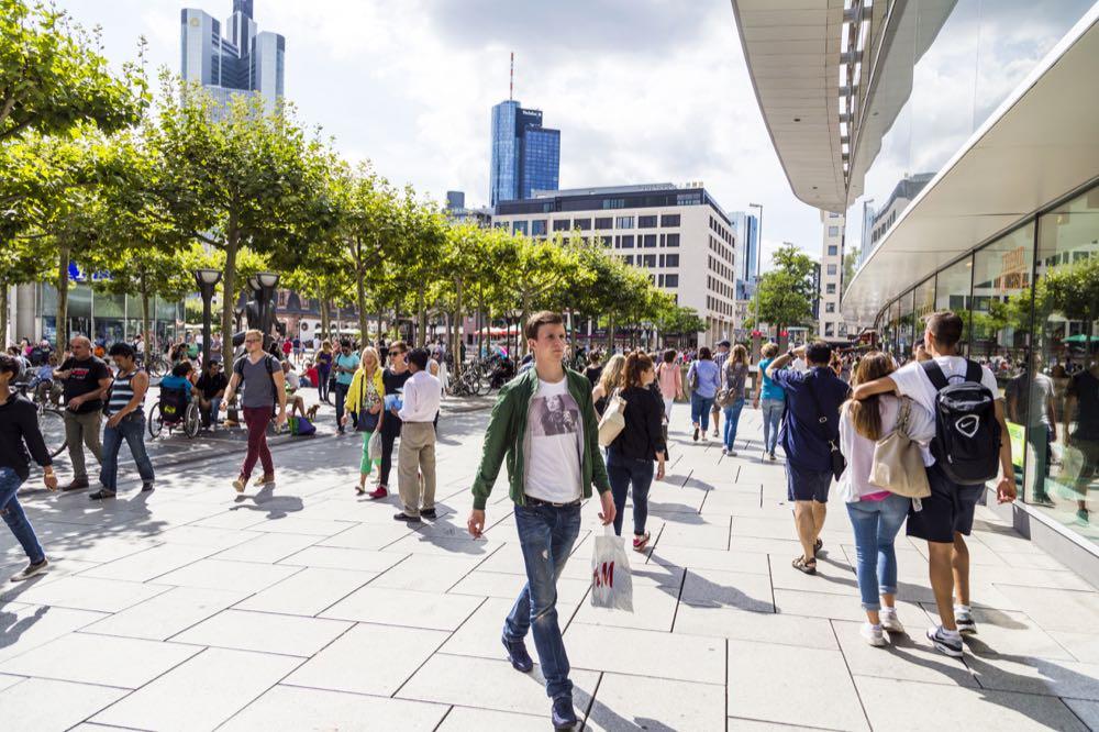 Handelsverband fordert Innenstadt-Offensive