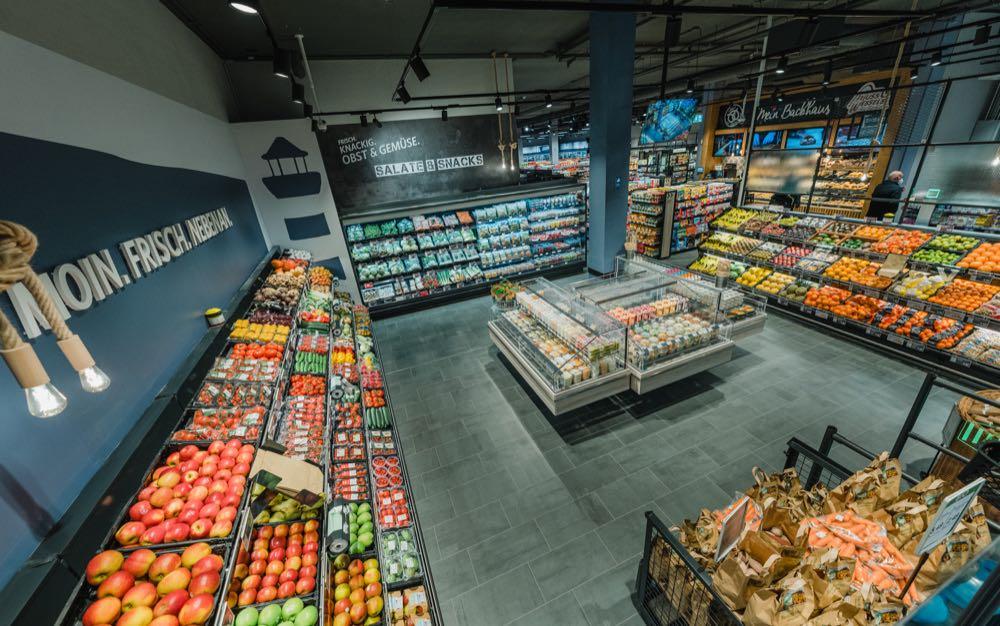 Bünting eröffnet City-Markt als Hybridlösung