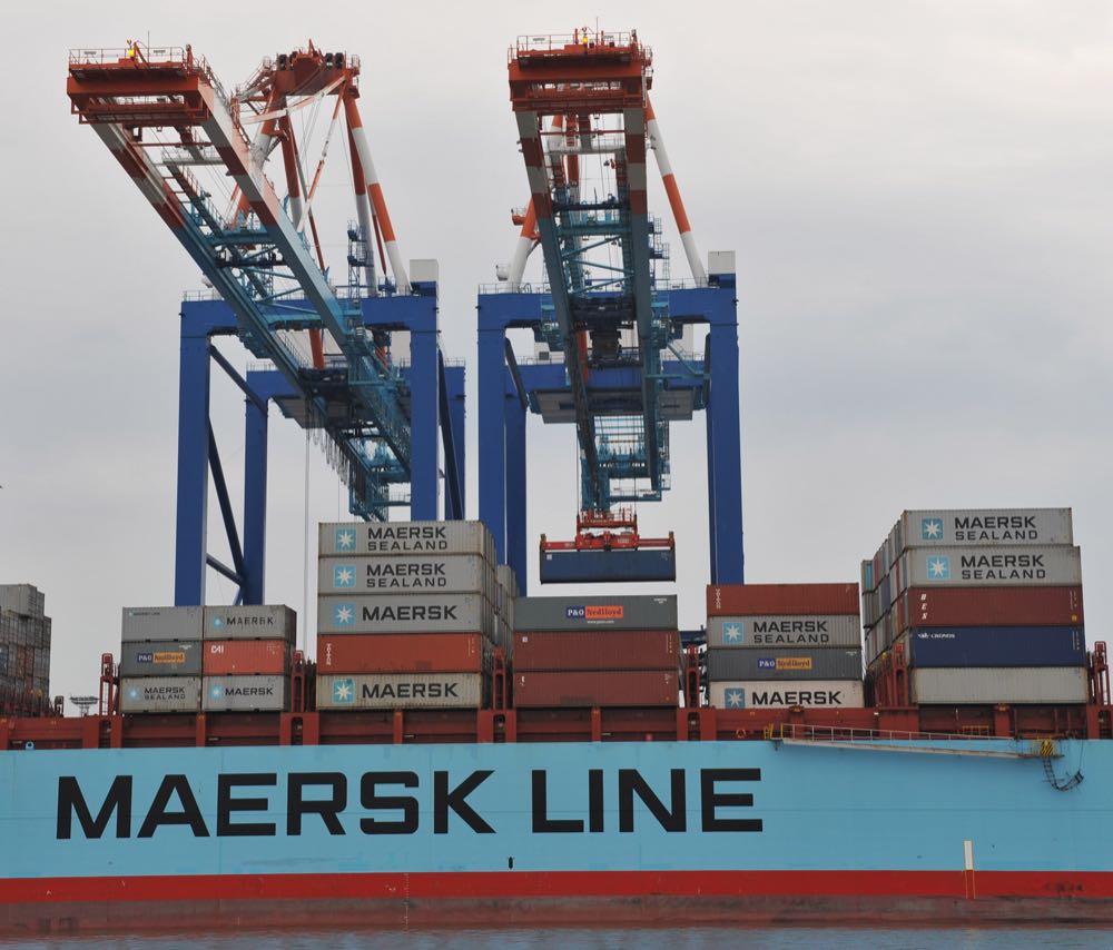 Logistik: Keine Entspannung bei Seefrachtraten in Sicht