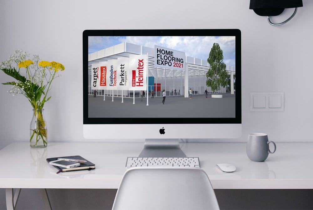 Digitale Fachmesse Home & Flooring Expo startet 2. November: Jetzt kostenlos anmelden