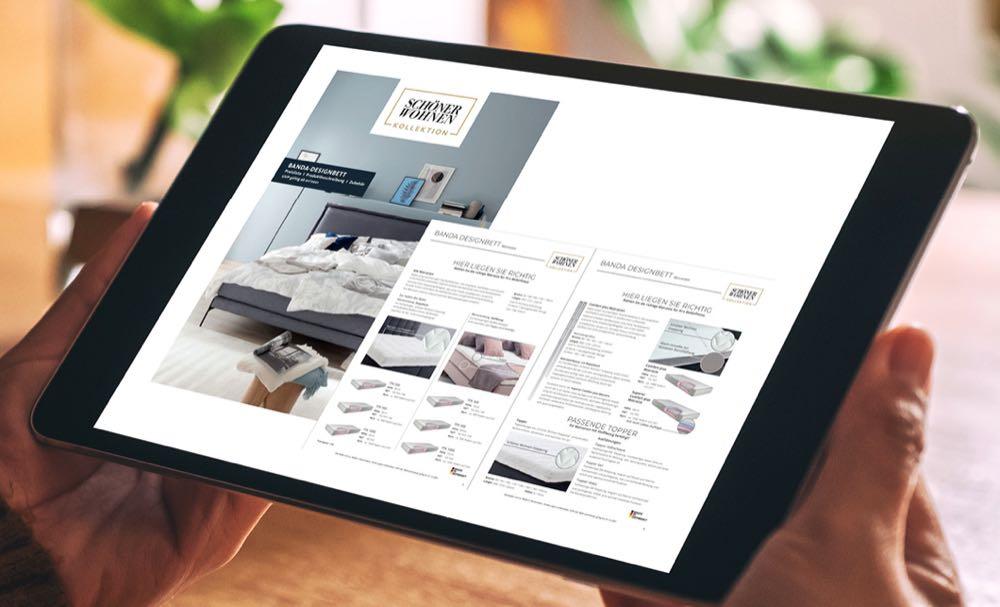 Schöner Wohnen: New website