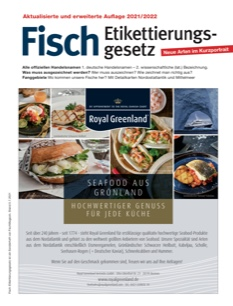 Sonderheft Fisch-Etikettierungsgesetz