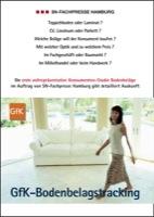 GFK Konsumenten-Studie Bodenbeläge