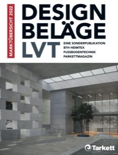 Designbeläge / LVT Marktübersicht 2017